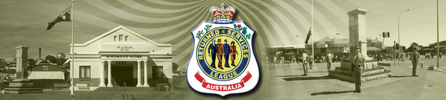 Geraldton City RSL Sub-Branch Logo